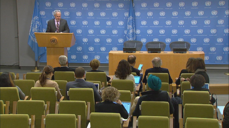 UN / DRC PEACEKEEPERS