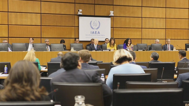 IAEA  DPRK IRAN LEU BANK