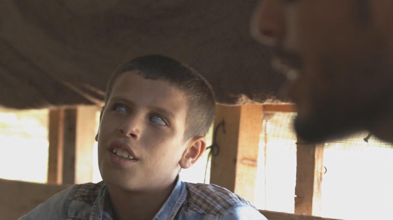 LEBANON  BLIND REFUGEE BROTHERS