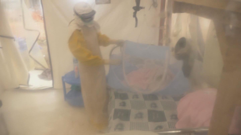 DRC / EBOLA CHILDREN