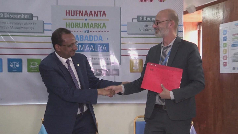 SOMALIA  ANTI-CORRUPTION