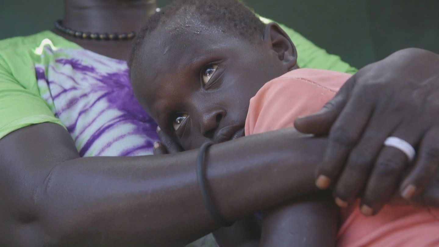 SOUTH SUDAN  MISSING CHILDREN
