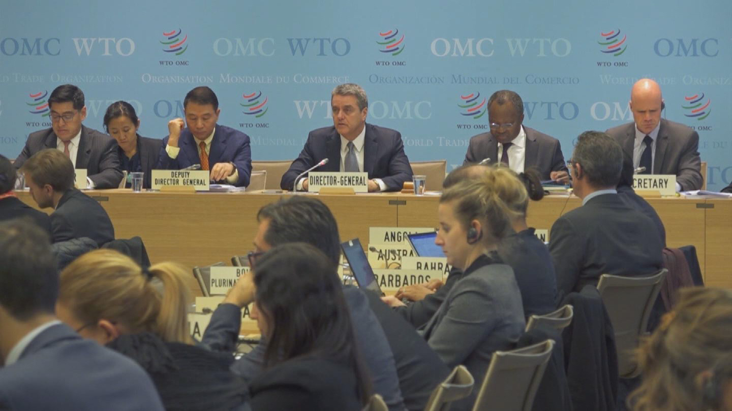 WTO  TRADE MEASURES