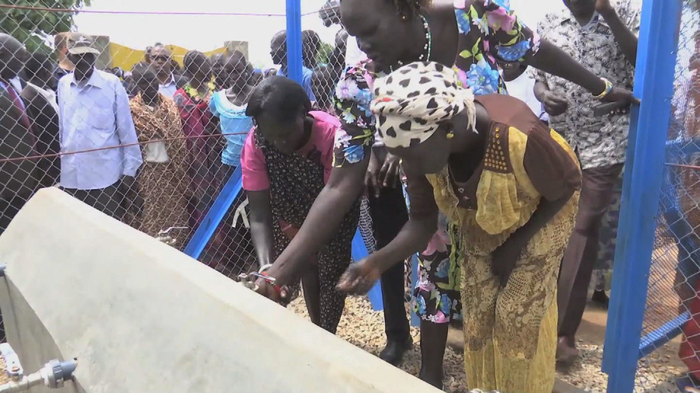SOUTH SUDAN  QUICK IMPACT PROJECTS