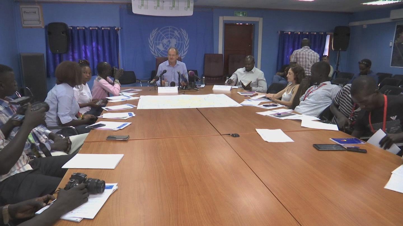 SOUTH SUDAN  BENTIU RAPES REAX