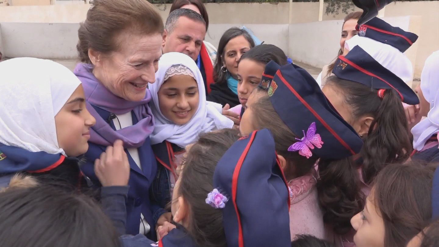 UNICEF  SYRIA FORE VISIT