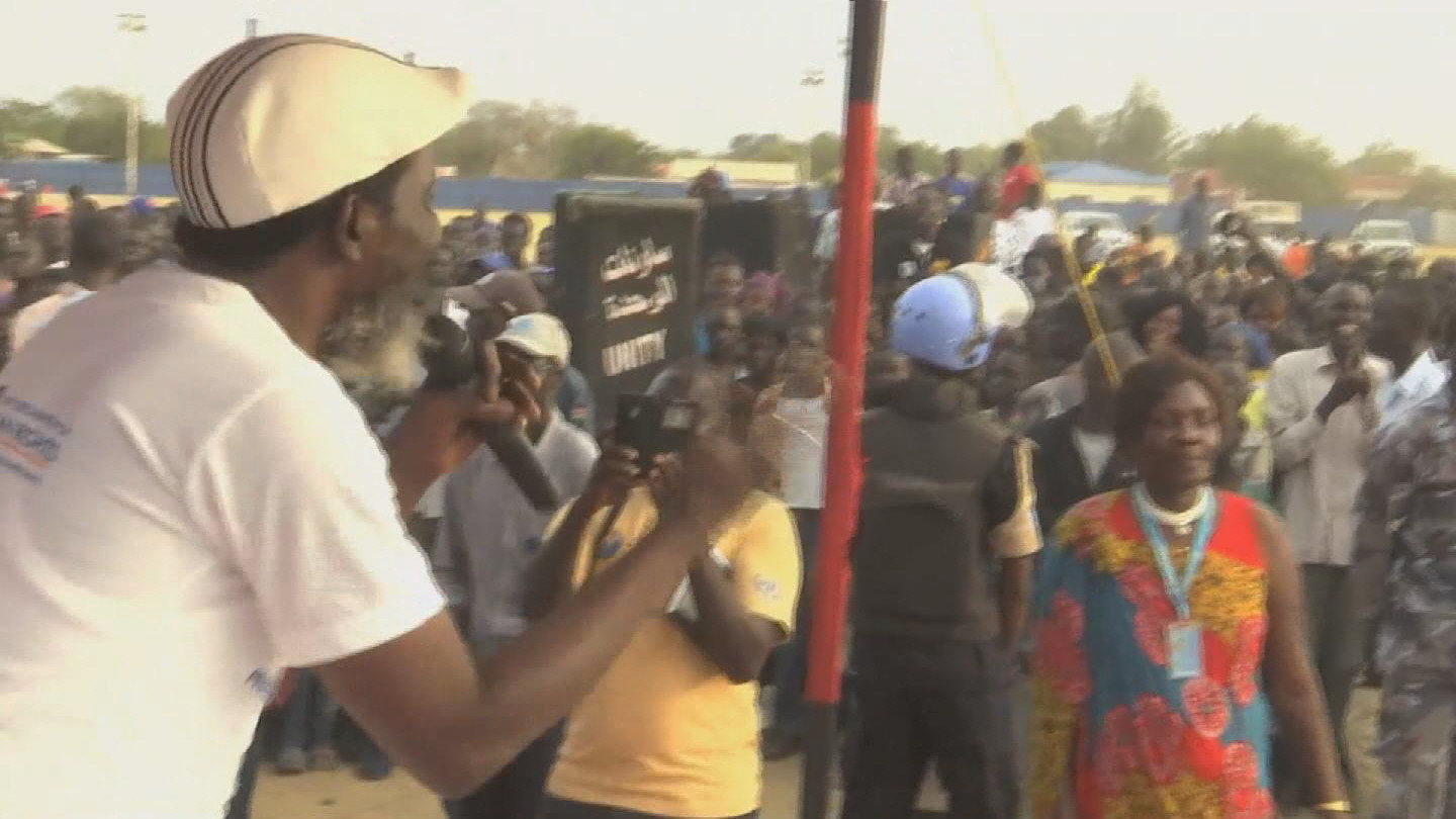 SOUTH SUDAN  HUMAN RIGHTS DAY CONCERT