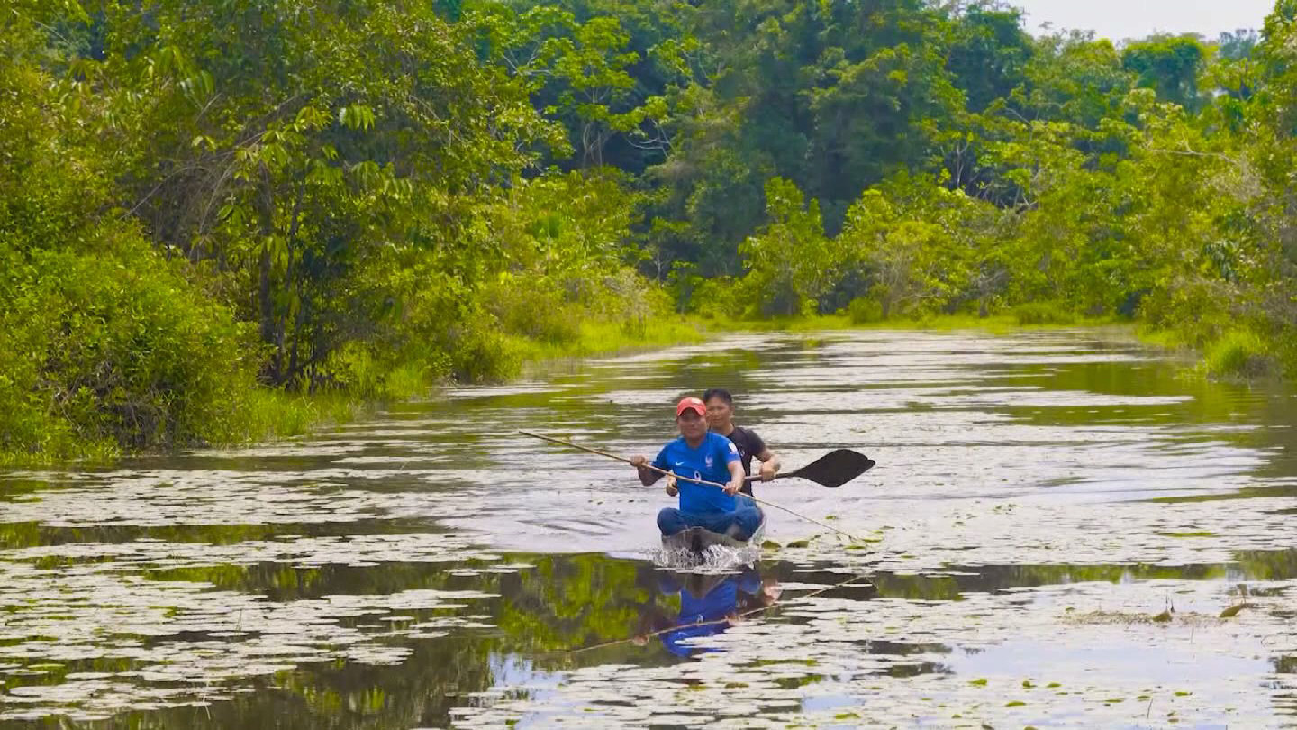 FEATURE  PERU PROTECTING THE AMAZON