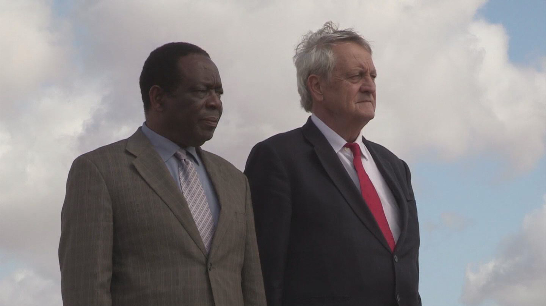 UN  HAYSOM SOMALIA