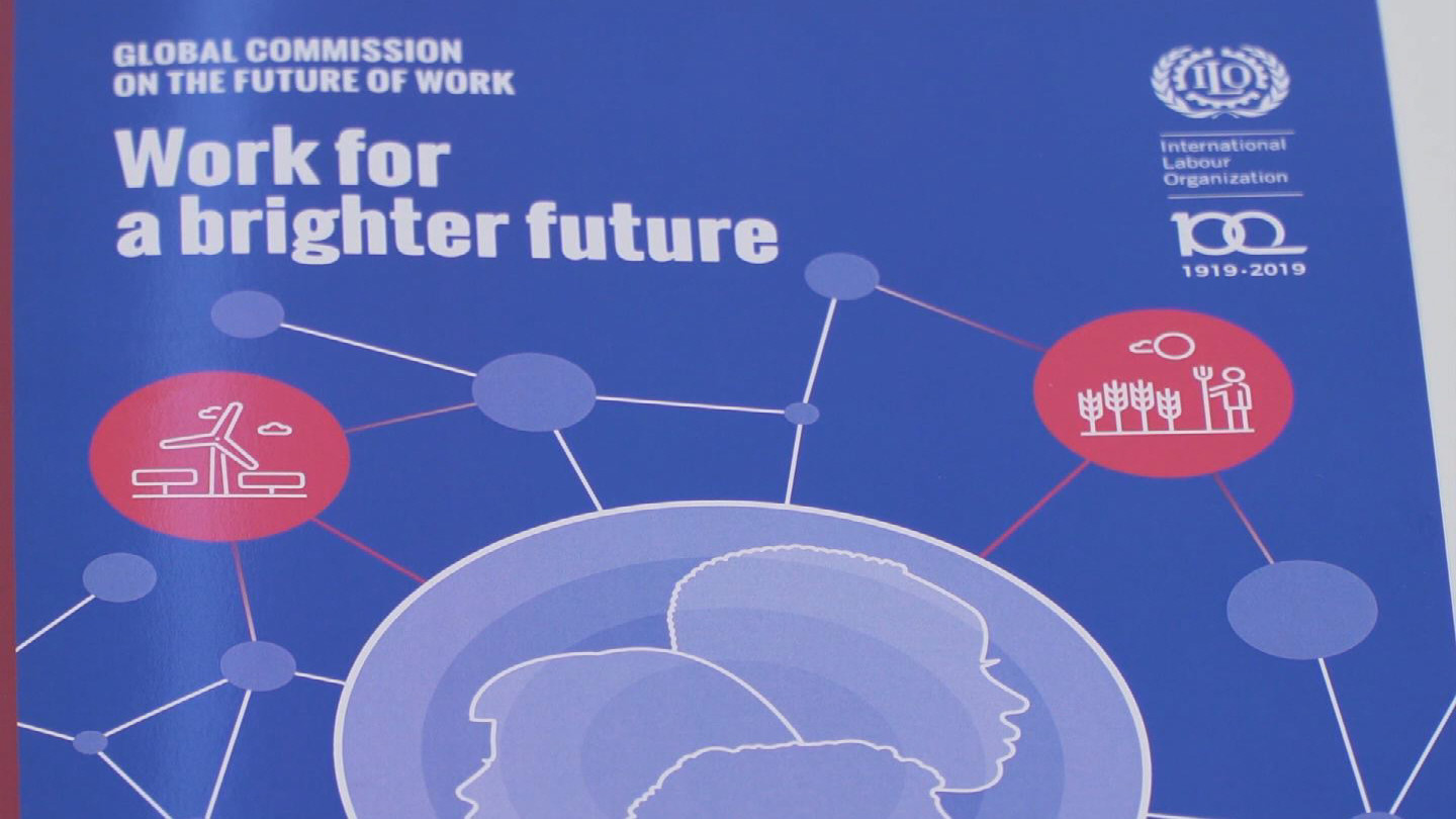 ILO  FUTURE OF WORK REPORT