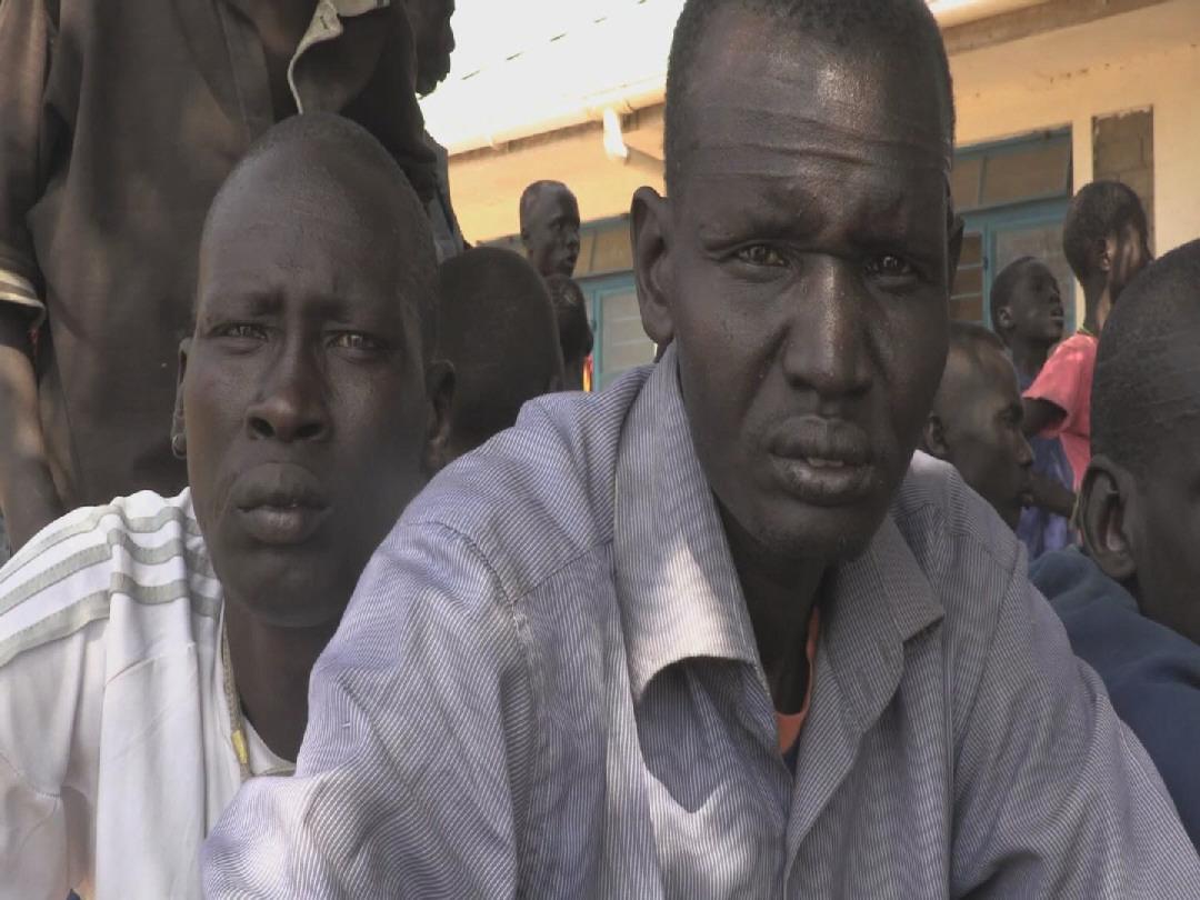 SOUTH SUDAN  RUMBEK TRUCE