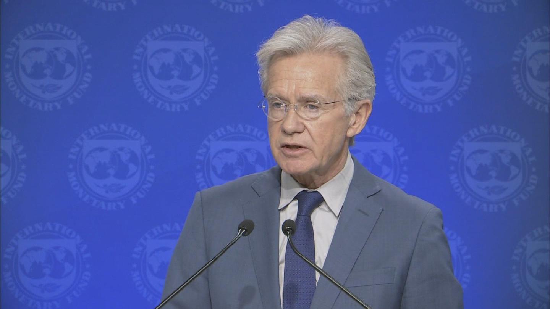 IMF  VENEZUELA ARGENTINA US
