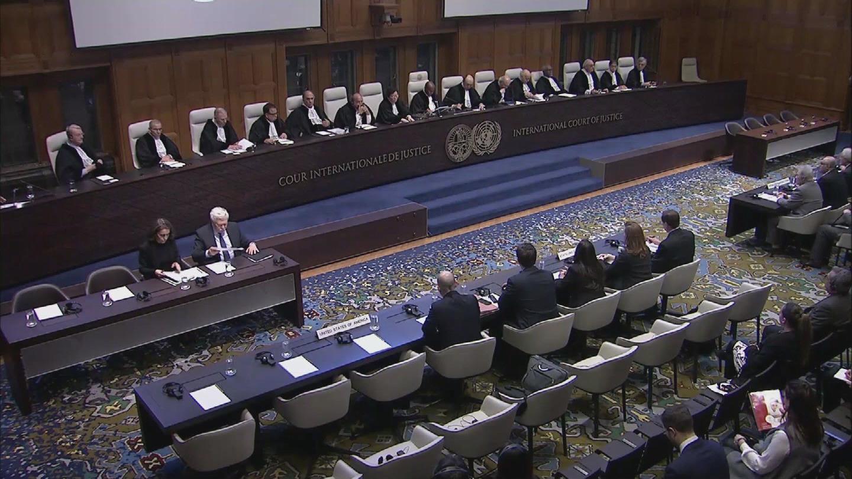 ICJ / US IRAN