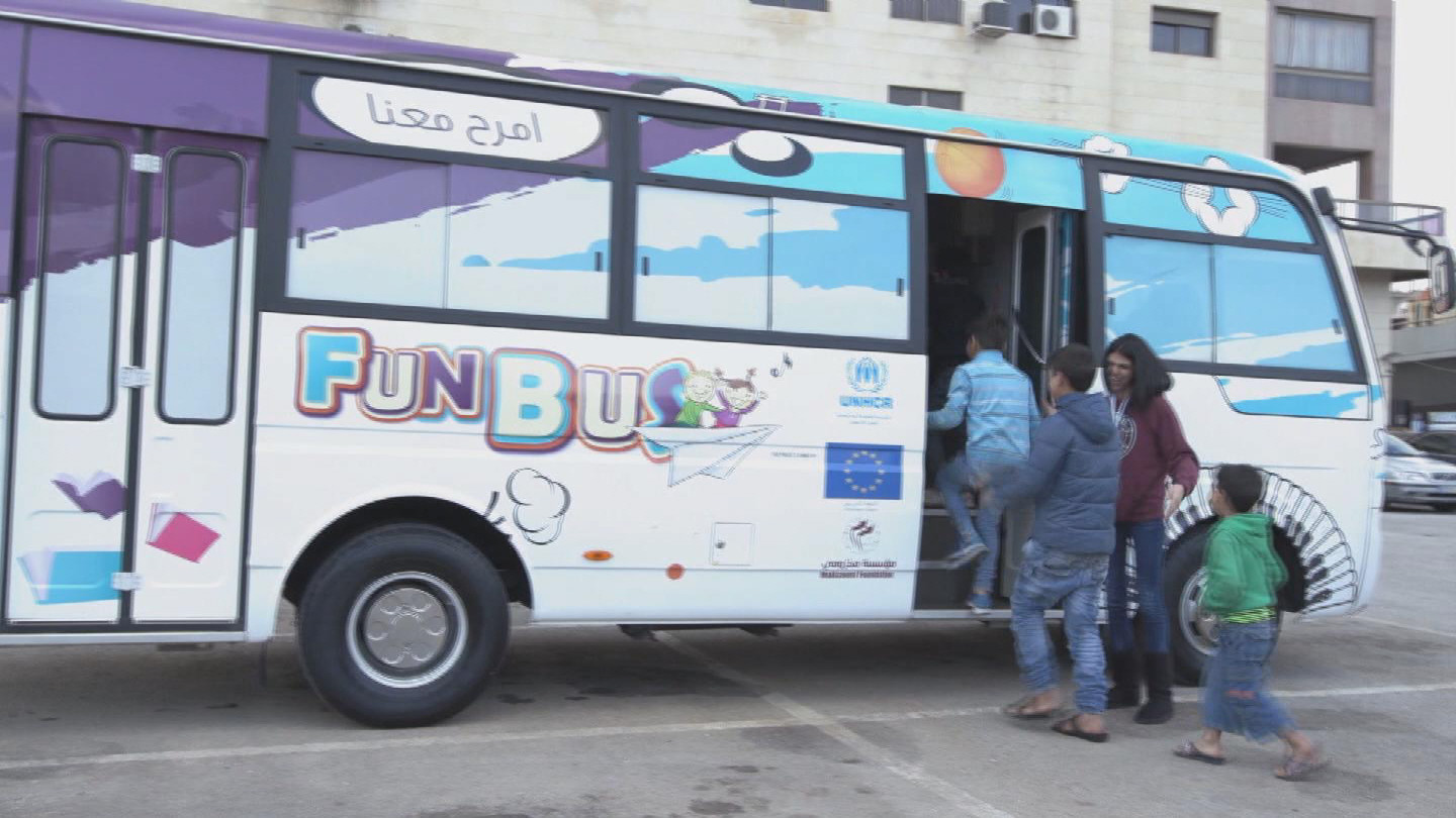 LEBANON  FUN BUS
