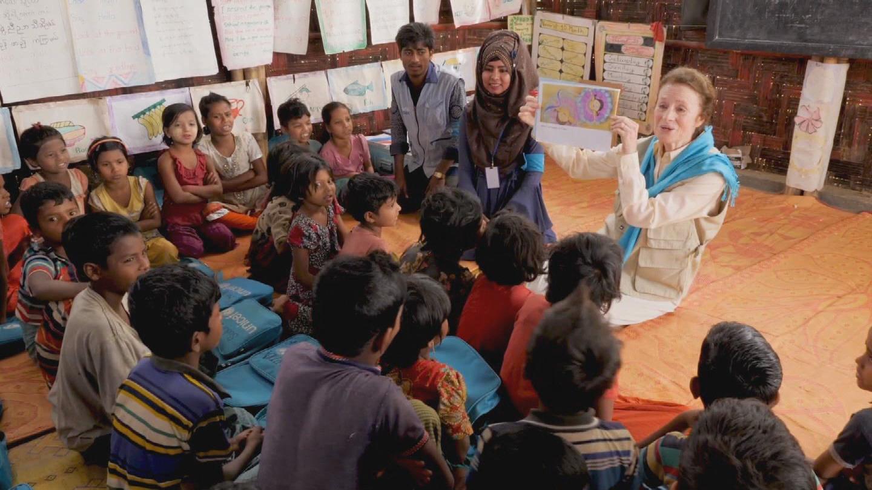 UNICEF  FORE ROHINGYA