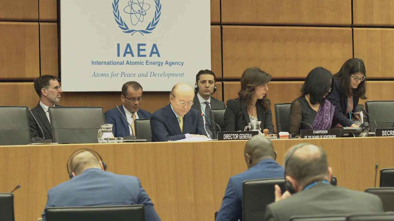 IAEA  AMANO DPRK IRAN
