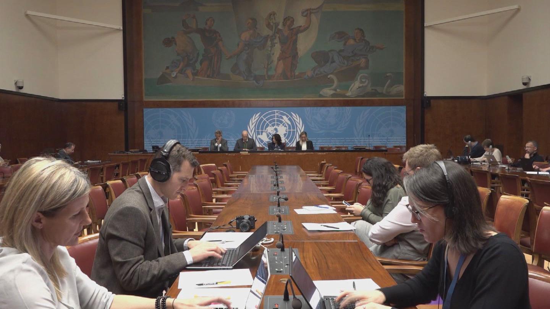 GENEVA  BURKINA FASO DISPLACEMENT CRISIS