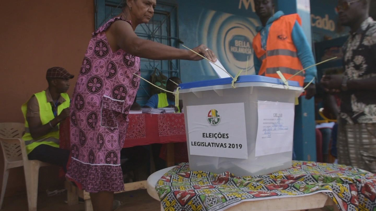 GUINEA BISSAU  ELECTIONS