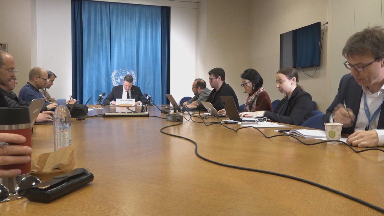 GENEVA  WFP CYCLONE IDAI UPDATE