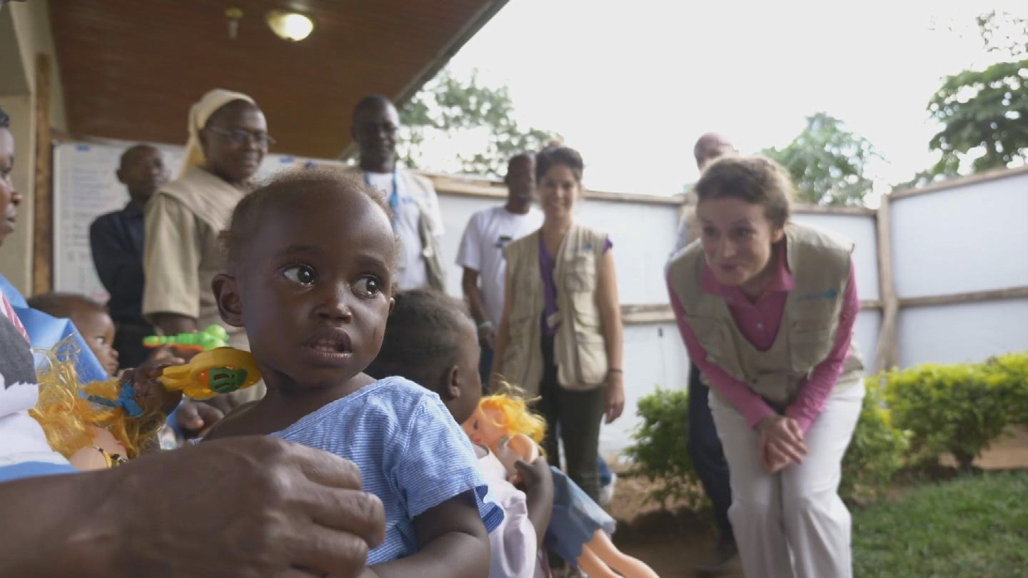UNICEF / DRC FORE LOWCOCK