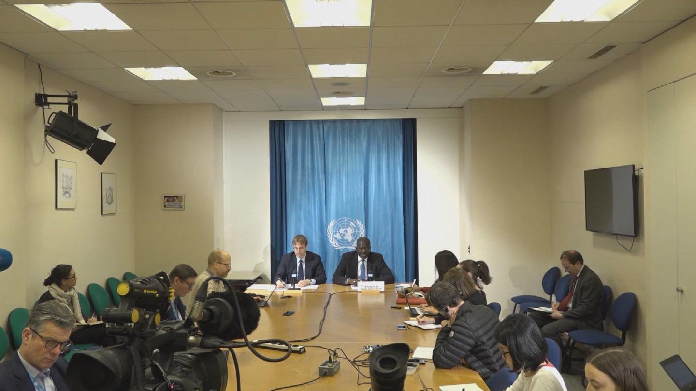 GENEVA  CYCLONE IDAI UPDATE IFRC