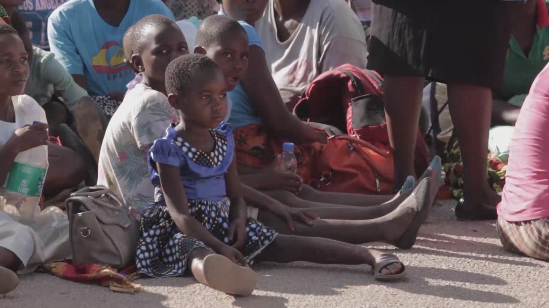 ZIMBABWE  CYCLONE IDAI DISPLACED