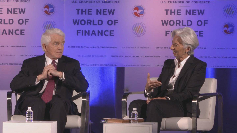 IMF  LAGARDE GLOBAL ECONOMY