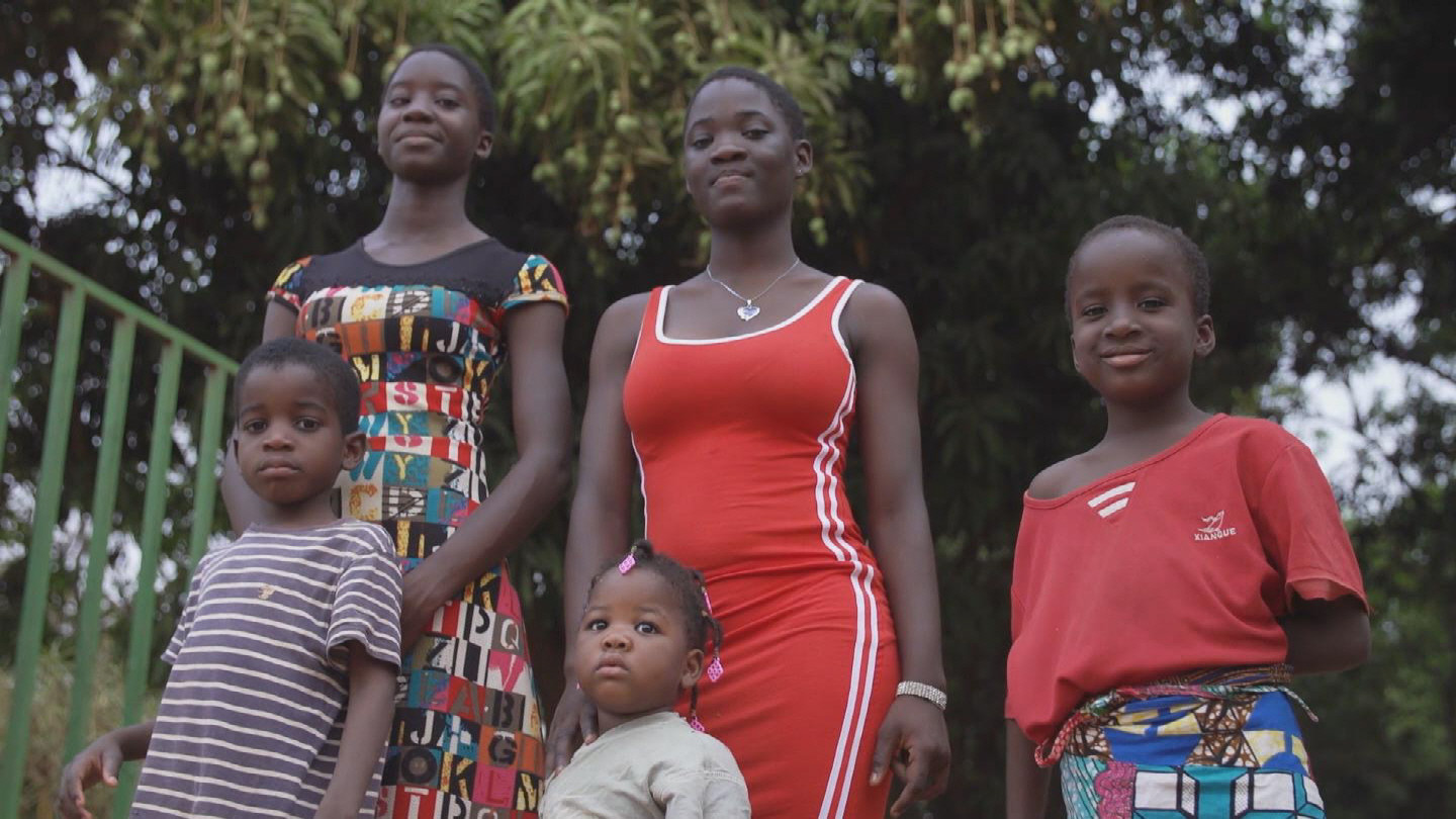 COTE D'IVOIRE  ORPHAN STATELESS