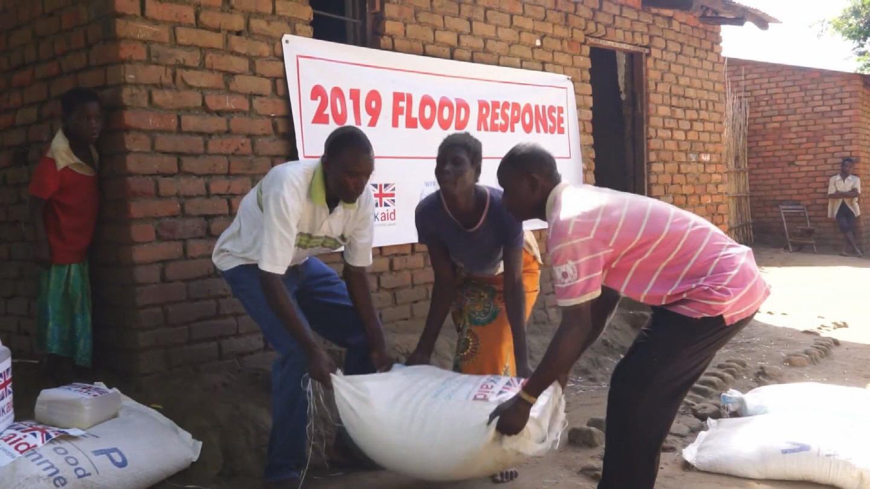 WFP  MOZAMBIQUE MALAWI IDAI