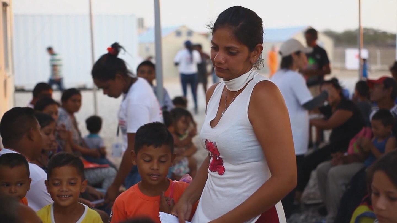 COLOMBIA / VENEZUELAN REFUGEES
