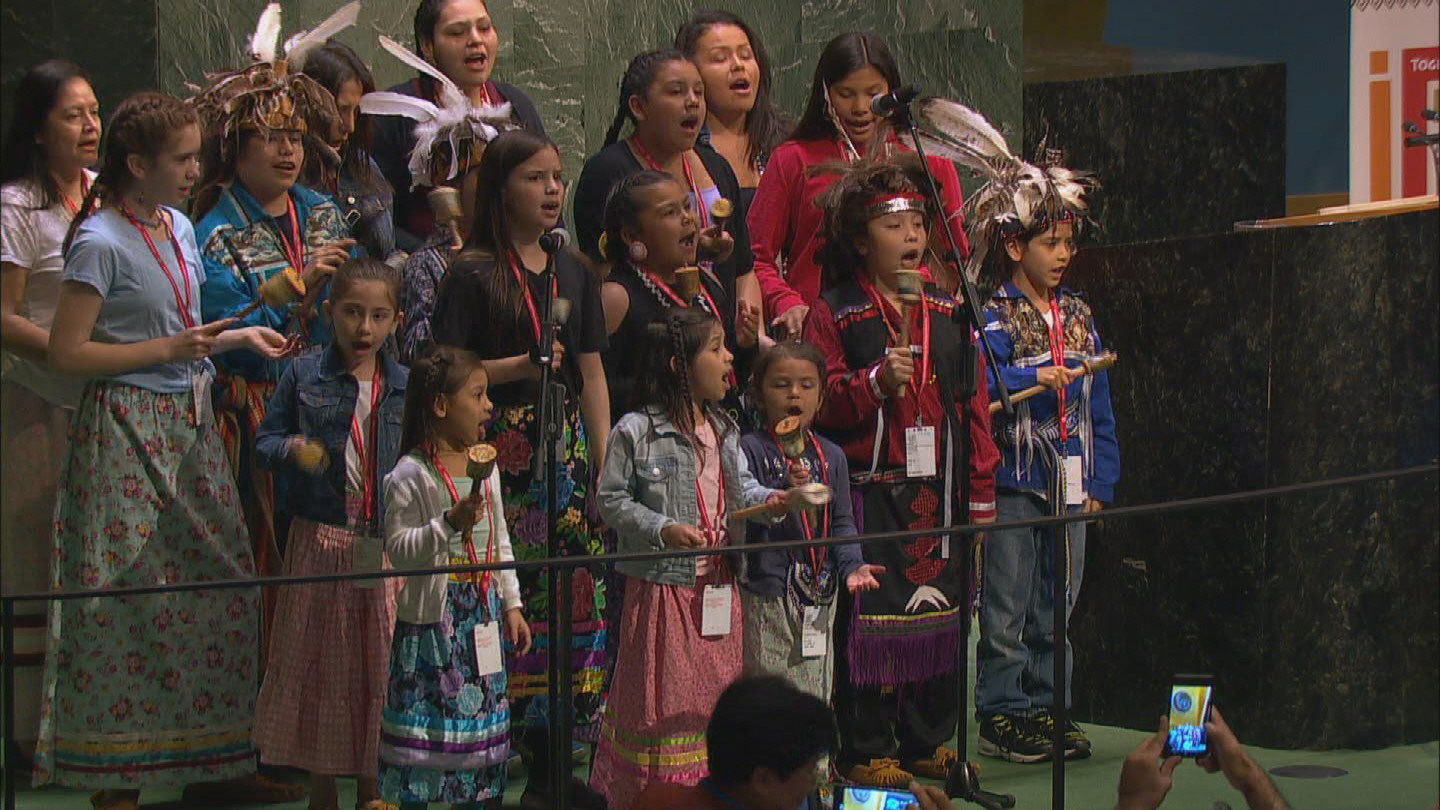 UN  INDIGENOUS FORUM