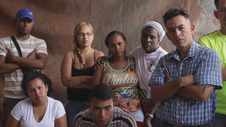 ECUADOR  VENEZUELAN MIGRANTS
