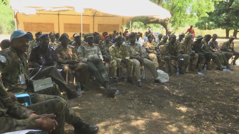 SOUTH SUDAN  KAPOETA PEACEBUILDING
