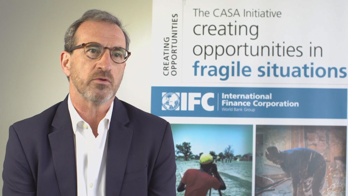 IFC  REFUGEES PRIVATE SECTOR