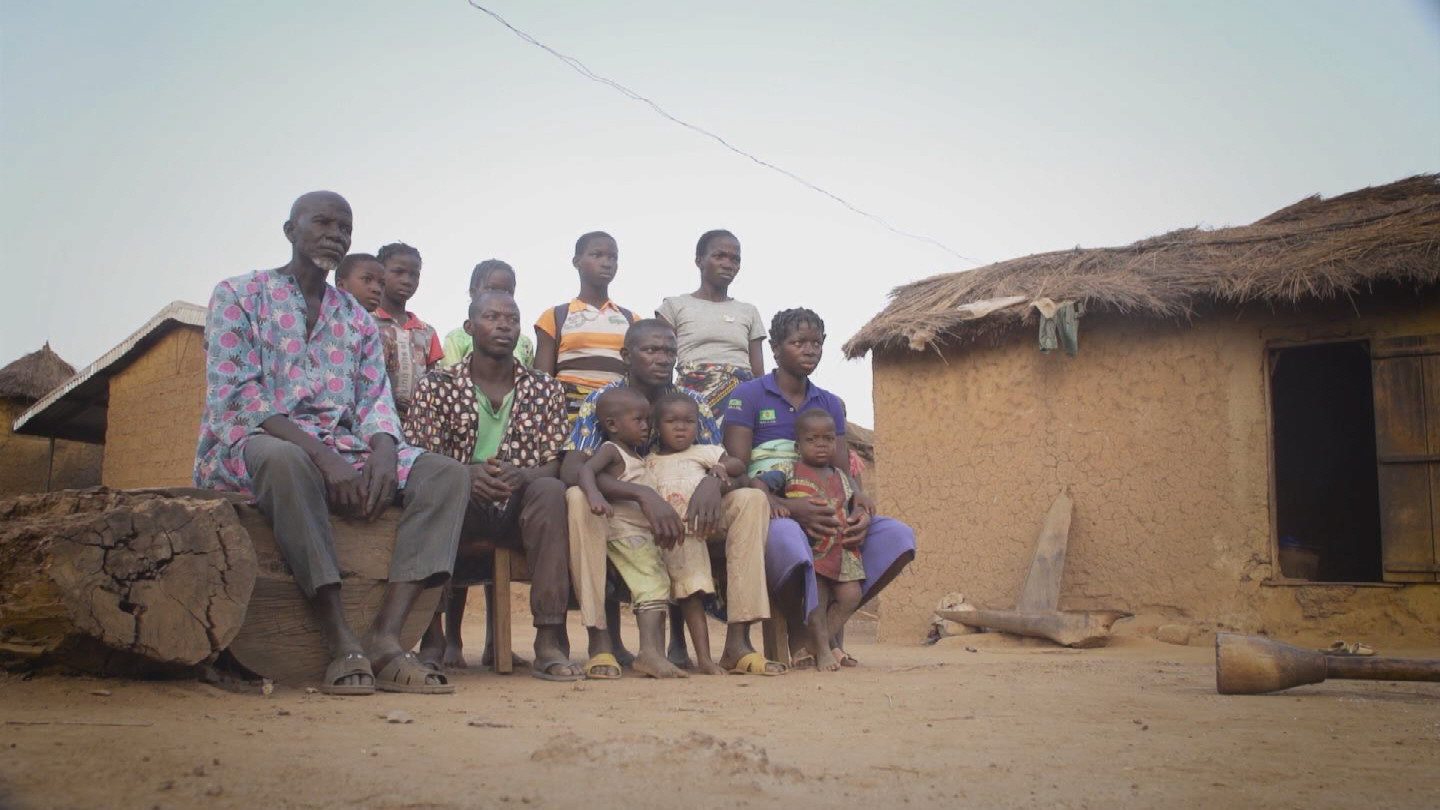 COTE D'IVOIRE  STATELESS PEOPLE