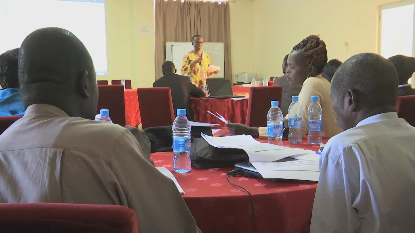 SOUTH SUDAN  HUMAN RIGHTS WORKSHOP