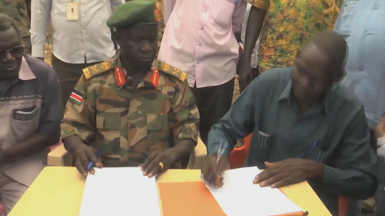 SOUTH SUDAN  SCHOOL PREMISES DEMILITARIZATION