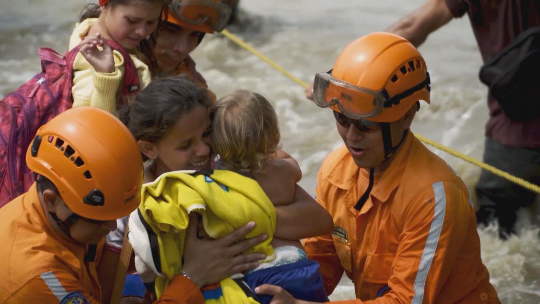 UNHCR  VENEZUELA BROLL