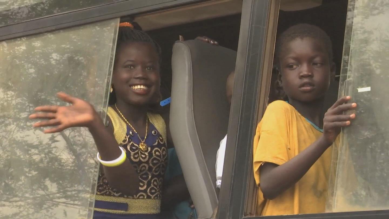 SOUTH SUDAN  DISPLACED RETURN