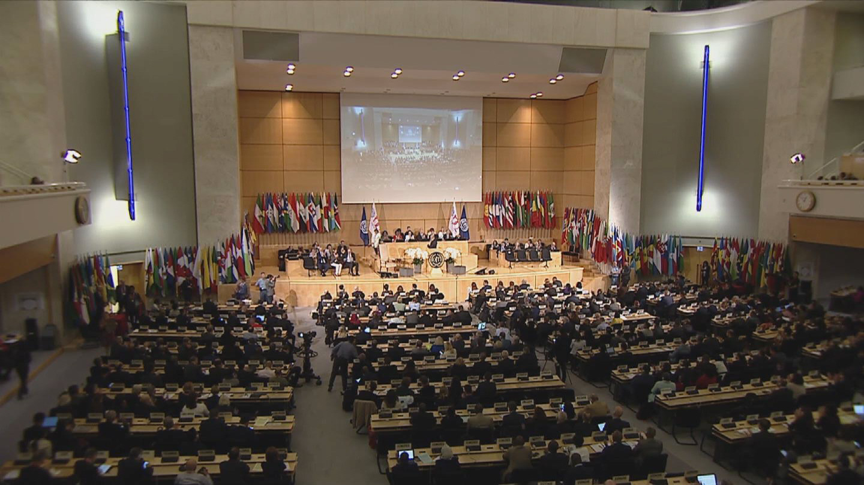 ILO  INTERNATIONAL LABOUR CONFERENCE