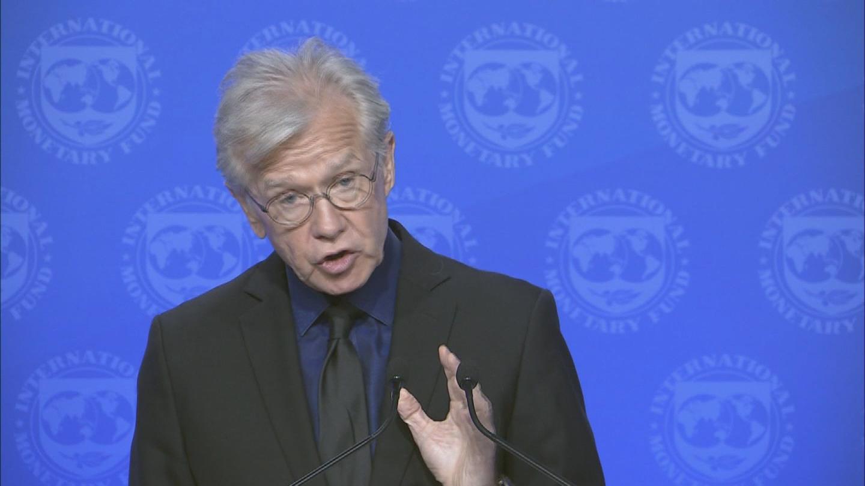 IMF  HAITI PAKISTAN