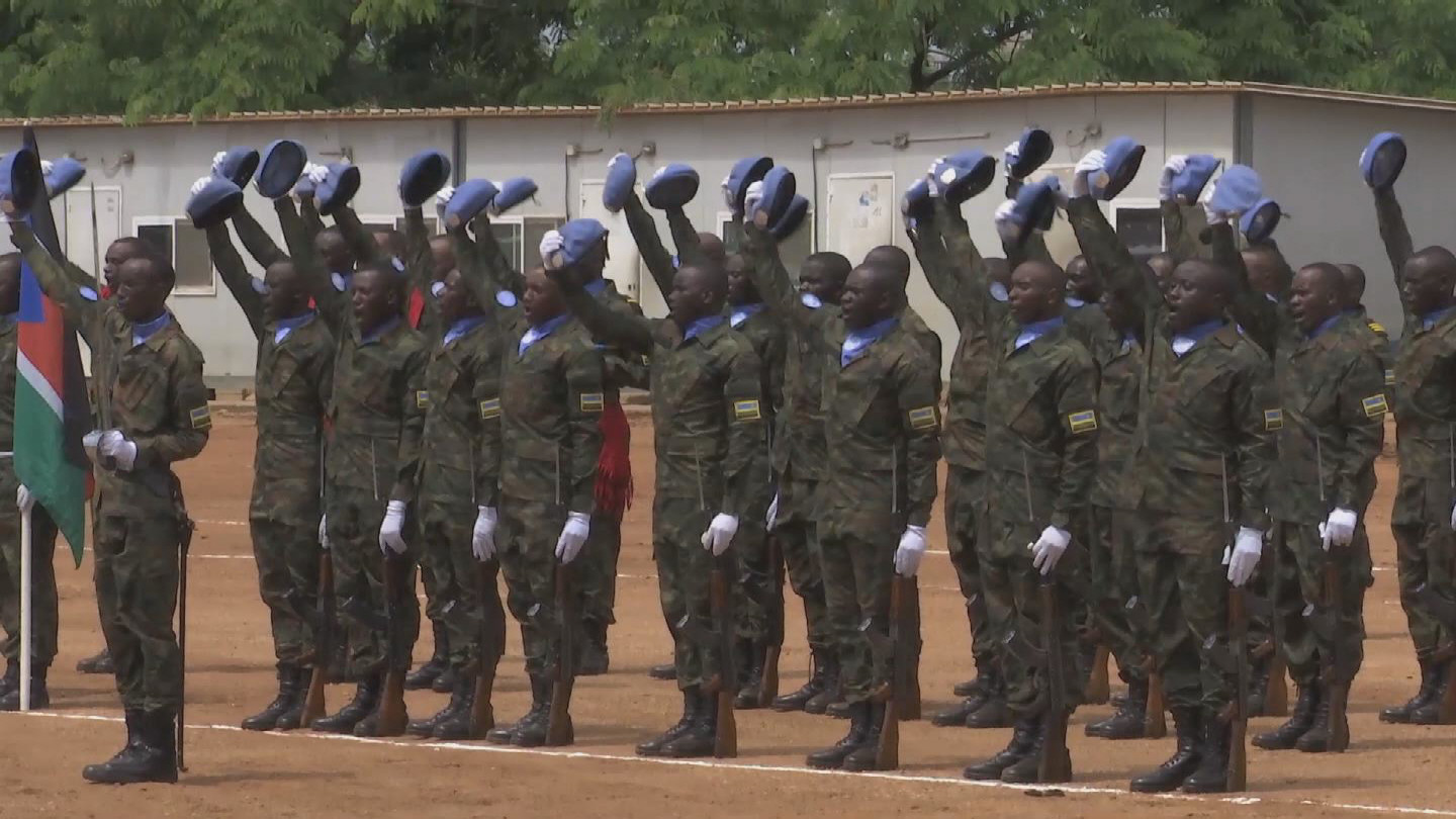 SOUTH SUDAN  RWANDA LIBERATION DAY