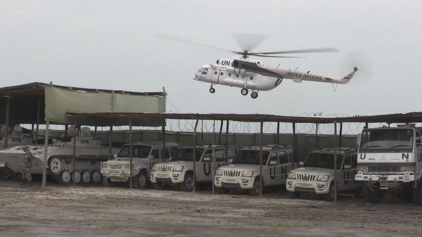 SOUTH SUDAN  WESTERN NILE BASE