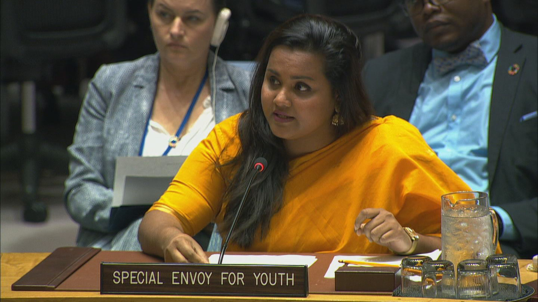 UN / YOUTH PEACE SECURITY