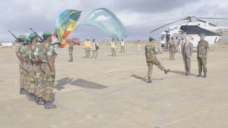 SOMALIA / SWAN BAIDOA