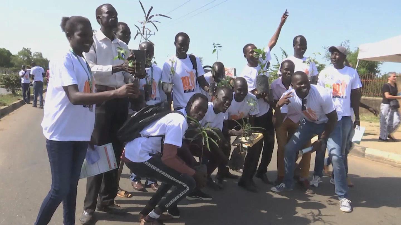 SOUTH SUDAN  MANDELA DAY