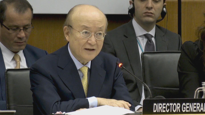 OBIT  IAEA AMANO