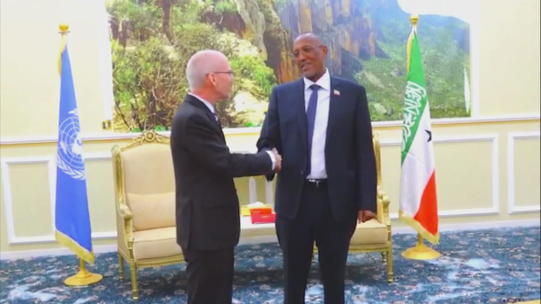SOMALIA  SWAN SOMALILAND