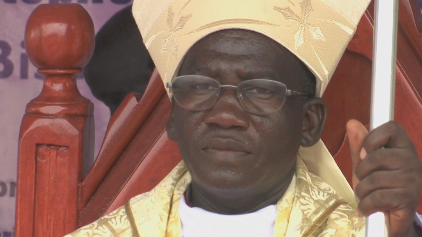 SOUTH SUDAN  BISHOP CONSECRATION