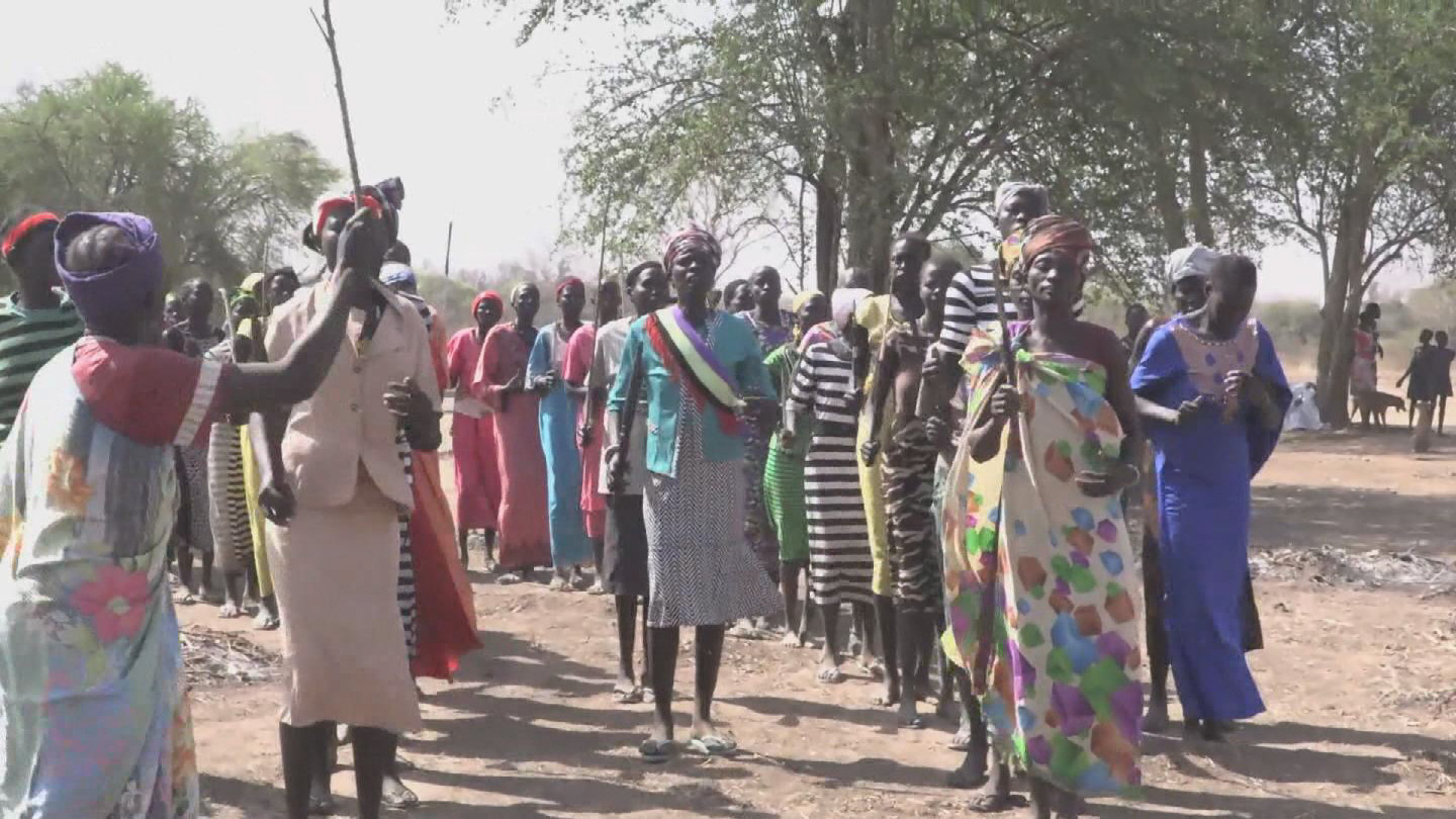 SOUTH SUDAN  WOMEN PEACE AGREEMENT